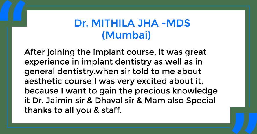 Dr.-MITHILA-JHA