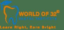 Worldof32 Logo